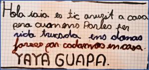 Dislexia niños 9 años català