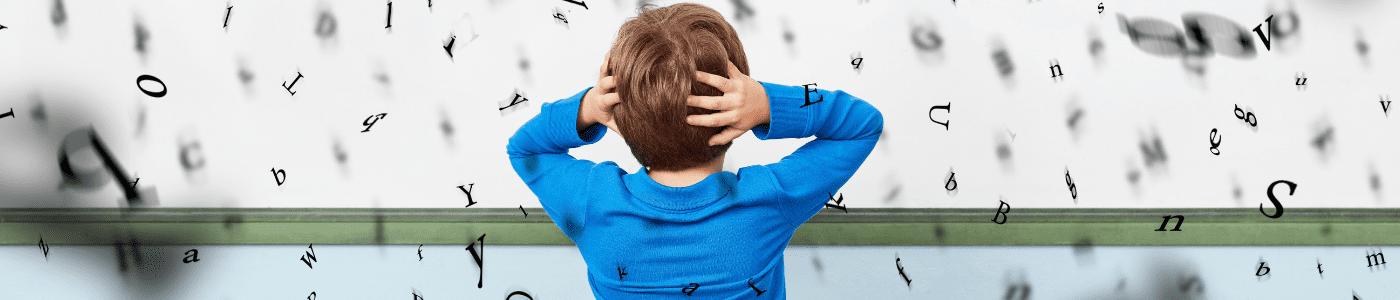 Qué signos pueden alertar que existe una dislexia