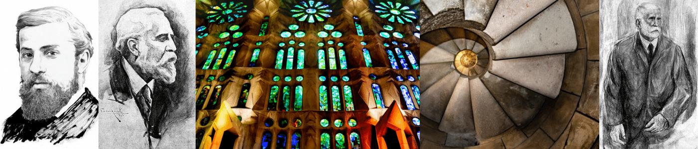 Portada Antoni Gaudi